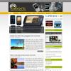 Шаблон WordPress про гаджеты от NewWpThemes: iGadgets