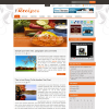 Шаблон для WordPress от NewWpThemes: iRecipes