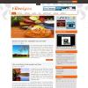 Шаблон для WordPress от NewWpThemes: iRecipes