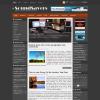 Музыкальный шаблон WordPress от NewWpThemes: Soundsavers