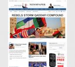 Новостная тема для WordPress от ThemeJunkie: Newspaper