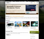 Премиум тема WordPress от Wobzy: Codelic