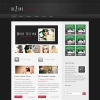 Премиум тема WordPress от ThemeShift: deZine