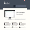 Бизнес тема WordPress от ThemeForest: Nesnel