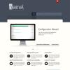 Бизнес тема WordPress от ThemeForest: Nesnel