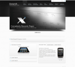 Premium WordPress тема от ThemeForest: DynamiX
