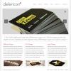 Портфолио тема для WordPress от ThemeForest: Delericon