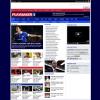 Премиум новостной шаблон для wordpress от StyleWP: Playmaker 3