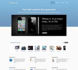 Премиум тема WordPress от Templatic: Productz