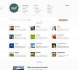 Тема для онлайн-каталогов на WordPress от ElegantThemes: eList