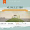 Уникальная тема для WordPress от ElegantThemes: Sky