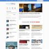 Светлая блоговая тема WordPress от ThemeJunkie: Smartblog