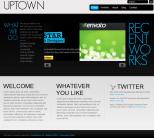Тема для WordPress от ThemeForest: UpTown