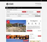 Тема недвижимости для WordPress от WooThemes: Estate