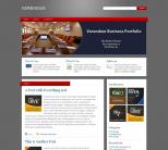 Бизнес тема для WordPress от ThemeForest: Verendum