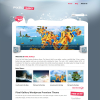 Премиум тема WordPress от Wobzy: Pixel Gallery