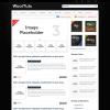 Премиум тема для блога на WordPress от Themeforest: WooiTuts