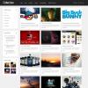 Мультимедийная тема для WordPress от ThemeJunkie: Collection