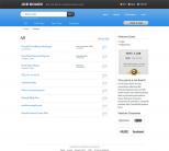 Шаблон поиска работы на WordPress от Templatic: Job Board