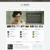Универсальный русский шаблон WordPress от ElegantThemes: Aggregates
