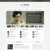 Универсальный русский шаблон WordPress от ElegantThemes: Aggregates
