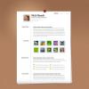 Премиум шаблон WordPress от ElegantThemes: MyResume