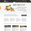 Бизнес шаблон WordPress от ThemeForest: PureVISION