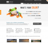 Бизнес шаблон WordPress от ThemeForest: PureVISION