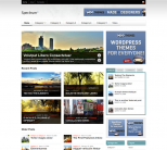 Журнальный шаблон для WordPress от WooThemes: Spectrum