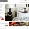 Готовый интернет магазин на WordPress от ThemeForest: The Furniture Store