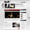 Премиум тема wordpress для блога от ThemeForest: Big City