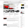 Премиум автомобильная тема WordPress от RocketTheme: Meridian