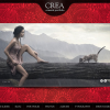 Портфолио шаблон для wordpress от Themeforest: Crea