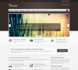 Премиум шаблон wordpress от Themeforest: Thunder Corporate