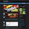 Премиум тема для WordPress от ThemeForest: Apollo
