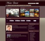 Агентство недвижимости на WordPress от GorillaTheme: Main Street Real Estate