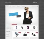 Магазинная тема WordPress от ThemeForest: Viroshop