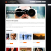Премиум шаблон WordPress от ThemeForest: Sofa Stockphoto