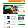 Журнальная тема WordPress от ThemeJunkie: Resizable