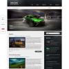Автомобильный шаблон для wordpress: AutoZone