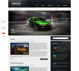 Автомобильный шаблон для wordpress: AutoZone