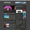 Стильный новостной шаблон вордпресс: Enstyle