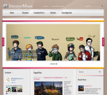 Интернет тема для wordpress от Smthemes: InternetMagic