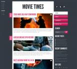 Премиум тема wordpress от ThemeForest: Moov
