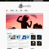 Премиум шаблон wordpress от ThemeForest: Revoltz