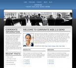 Премиум тема для WoprdPress от iThemes: Corporate
