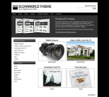 Тема магазина на wordpress от iThemes: E-commerce