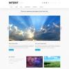Премиум тема для WordPress от ThemeForest: Intent