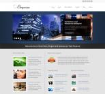 Премиум шаблон для WordPress от ThemeForest: Eleganza