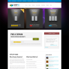 Бизнес тема для WordPress от ThemeForest: Hostme